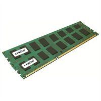 Crucial DESKTOP 8GB Kit (4GBx2) DDR3 1066 MT/s (PC3-8500) CL7 Unbuffered ECC UDIMM 240pin