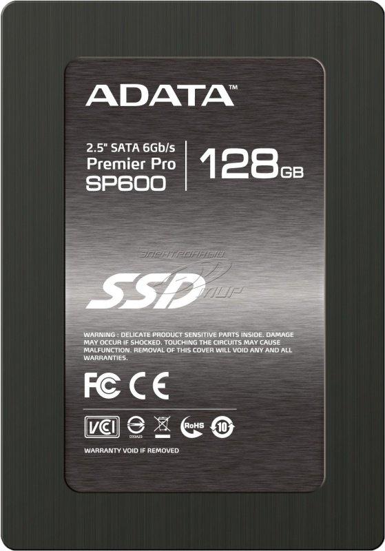 Adata Premier Pro SP600 128GB 2.5inch SSD