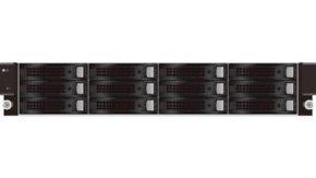 QSAN U210 TrioNAS 48TB (WD SE HDD) 12 Bay GbE ZFS 2U Rack NAS