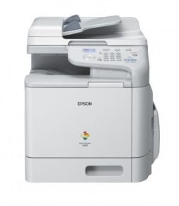 Epson AcuLaser CX37DNF Colour Laser Printer