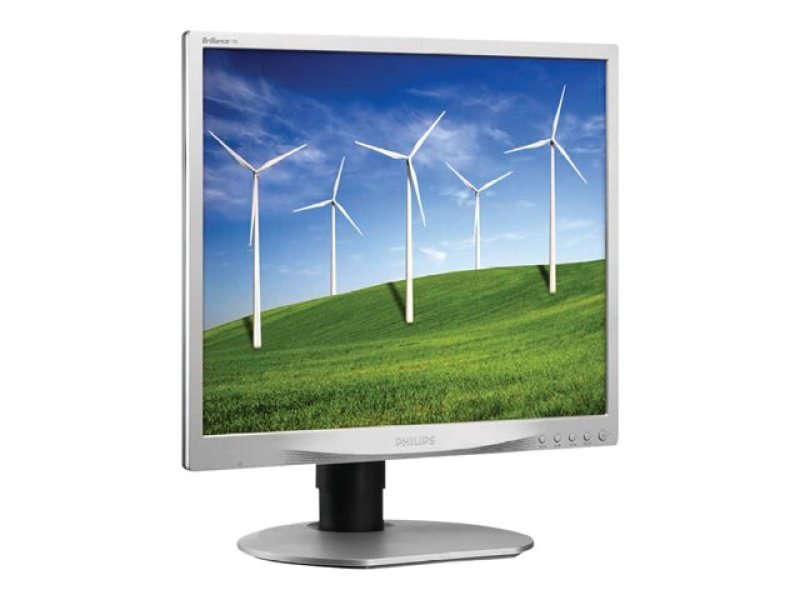 Philips 19B4LCS5 19&quot LED VGA DVI Monitor with Speakers