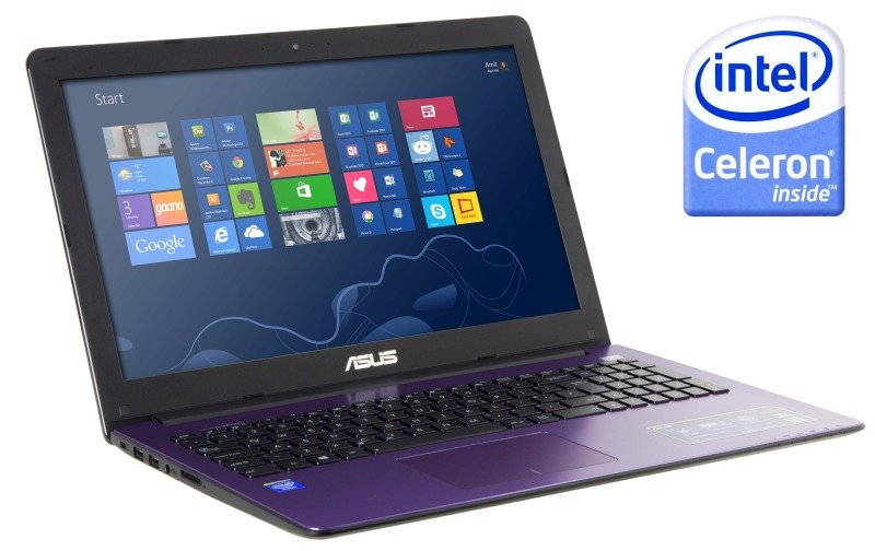Asus X502CA Laptop Intel Celeron 1007U 1.5GHz 4GB RAM 500GB HDD 15.6&quot TFT NOOPT Intel HD Webcam Windows 8 64bit  Purple