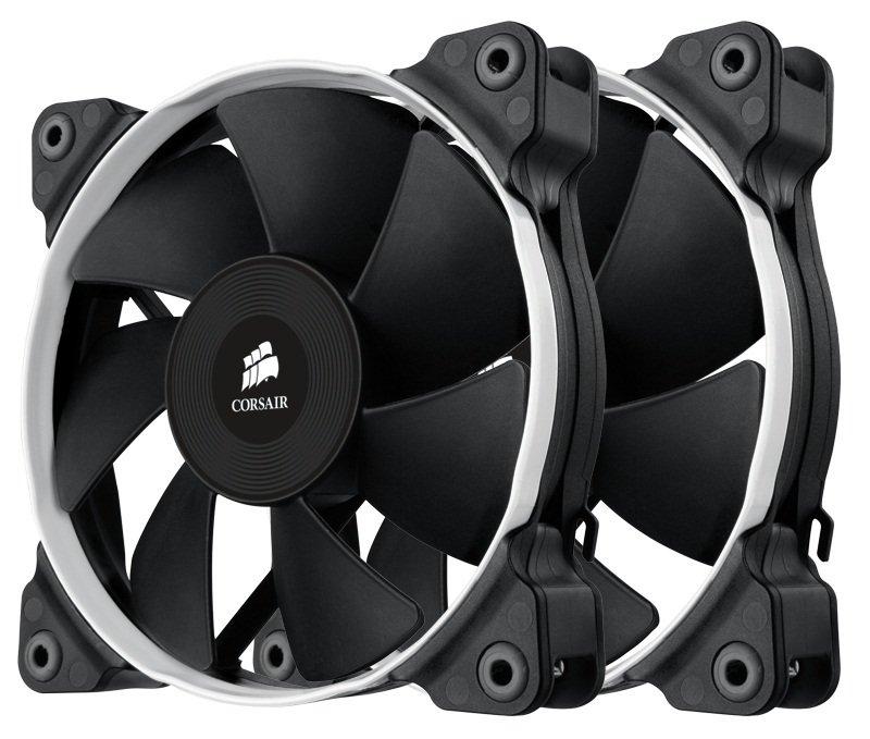 Corsair Fan SP120 PWM High Pressure Fan 120mm x 25mm 4 pin Dual Pack