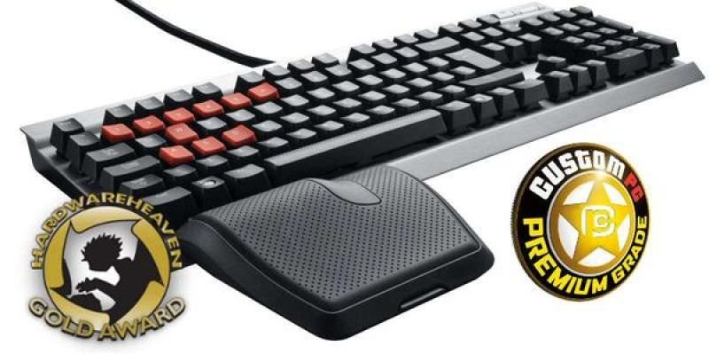 Corsair Vengeance K60 Performance, FPS Mechanical Gaming Keyboard