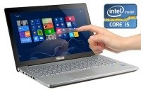 Asus N550LF Touch Laptop