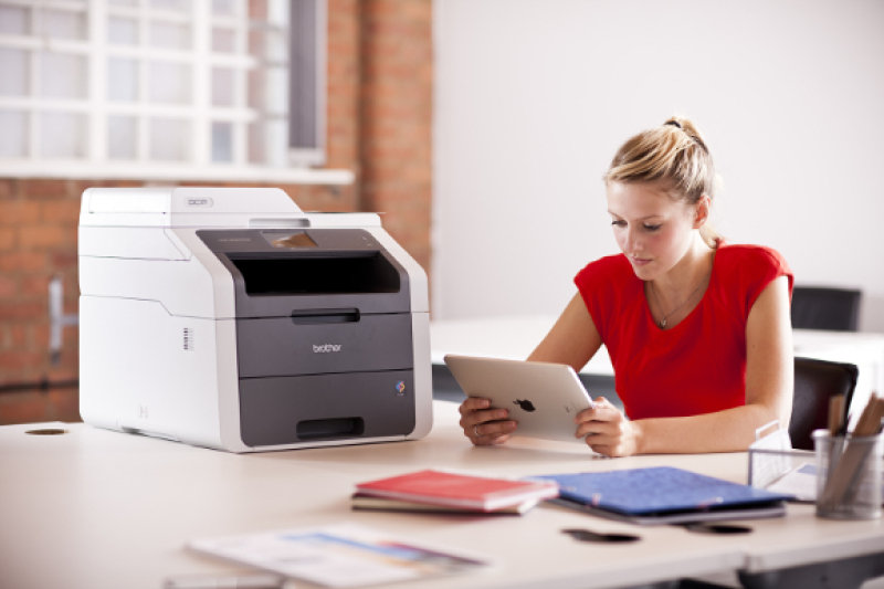 Brother DCP-9020CDW A4 Colour Multifunction Laser Printer
