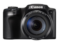 Canon PowerShot SX510 Camera - Black