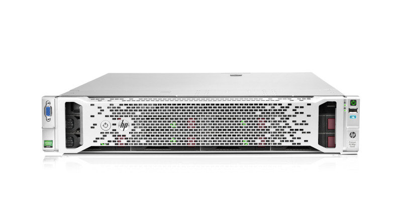 Image of HPE ProLiant DL385p Gen8 6344 1P 8GB-R 460W PS Server/TV