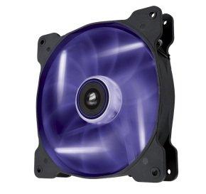Corsair AF140 LED Purple Quiet Edition High Airflow 140mm Fan