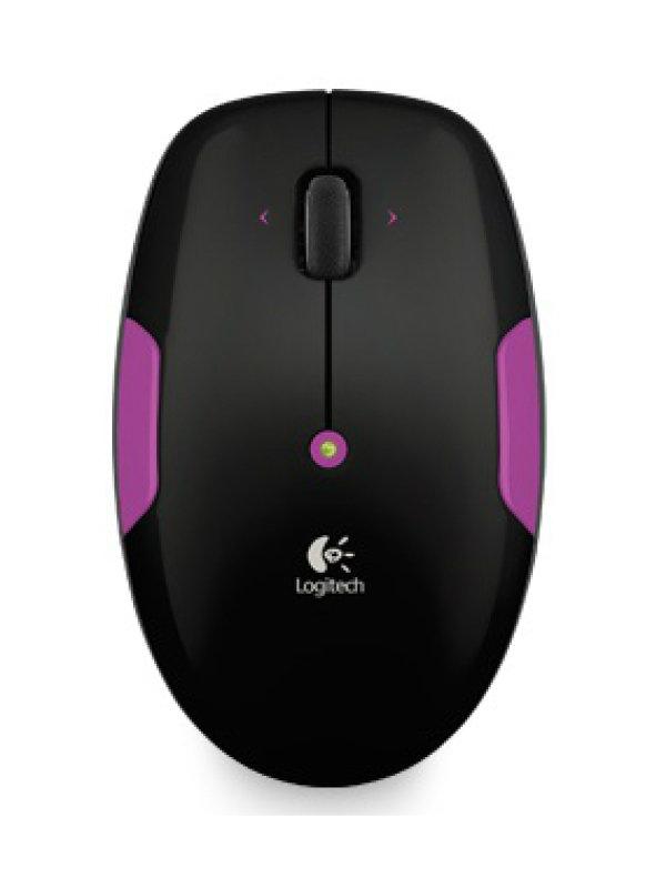 Logitech M345 2.4Ghz Wireless Mouse Petal Pink