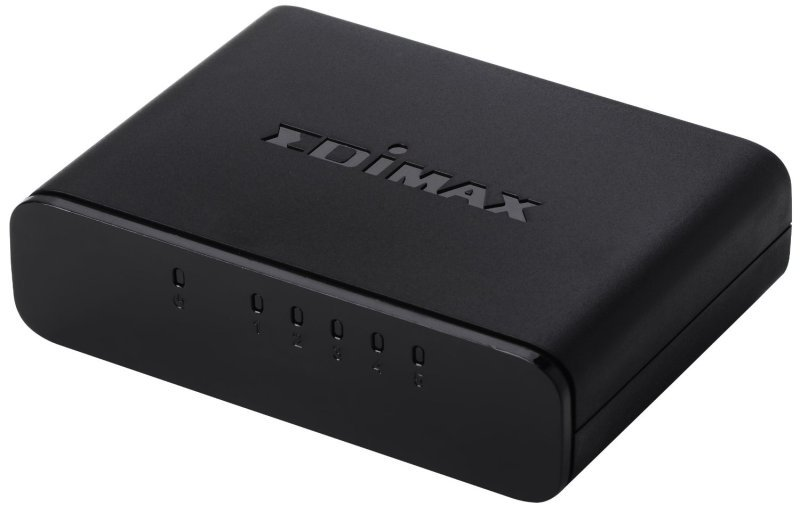 Image of Edimax 8 Ports Fast Ethernet Switch