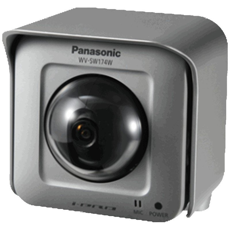 Panasonic Wireless HD Outdoor Pan Tilt IP Camera