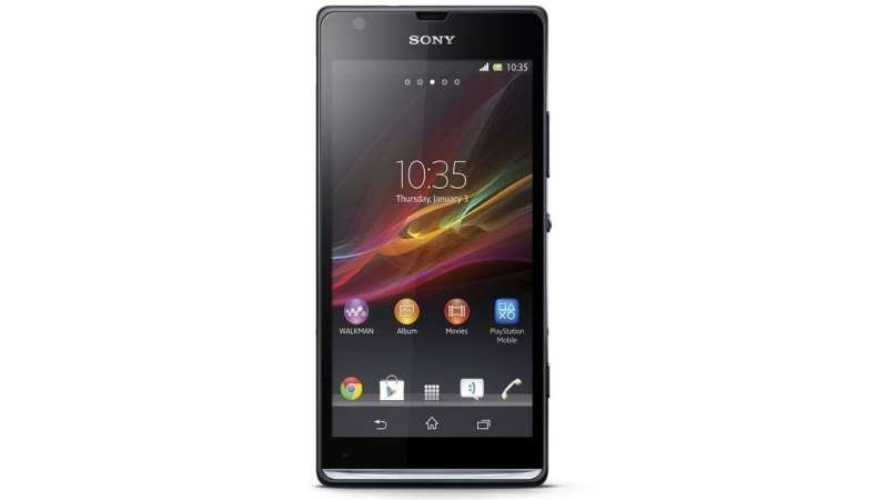 Sony Xperia SP (Black)