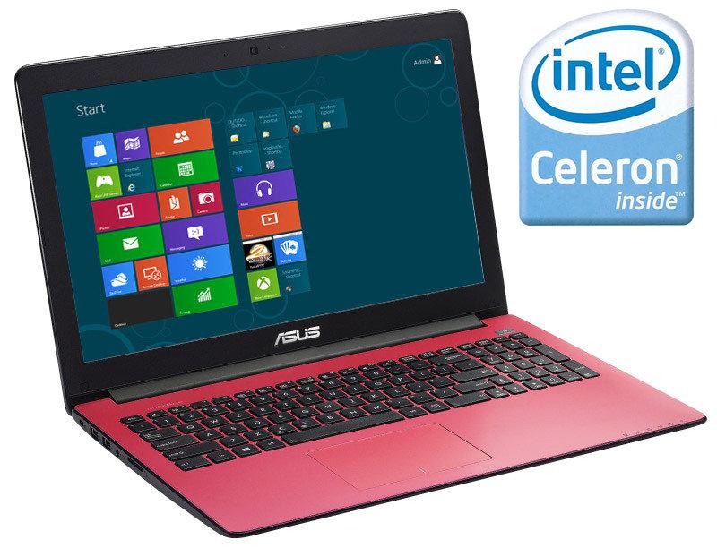 Asus X502CA Laptop Intel Celeron 1007U 1.5GHz 4GB RAM 500GB HDD 15.6&quot TFT NOOPT Intel HD Webcam Windows 8 64bit  Pink