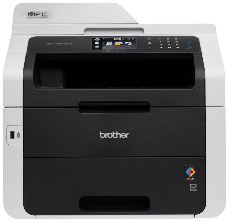 Brother MFC-9330CDW High Speed All-In-One Colour Duplex Printer
