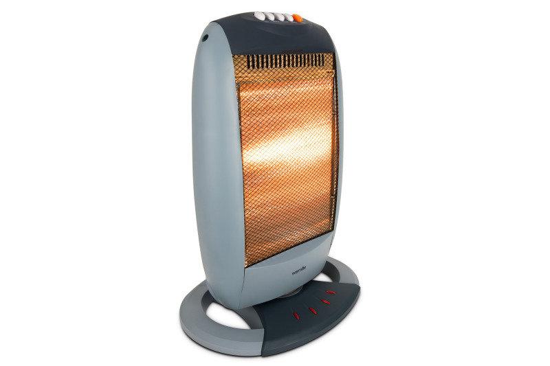 Warmlite WL42002 1600W Halogen Heater 4 Bar Review