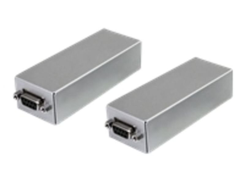 StarTech.com Serial DB9 RS232 Extender over Cat 5 Up to 3300 ft