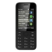 Nokia Asha 207 Mobile Phone - Black