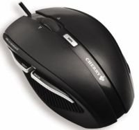 Cherry XERO Black Wired Optical 5 Button Mouse - USB