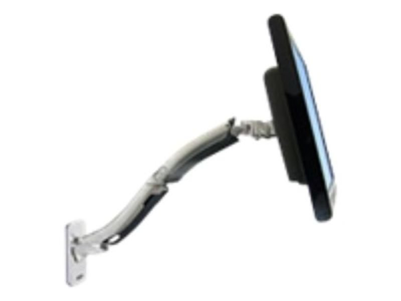 Ergotron MX Wall Mount LCD Arm- Black