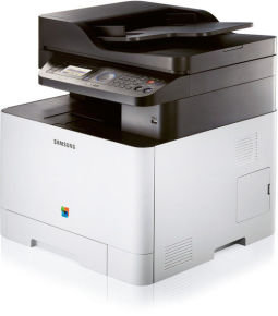 Samsung CLX-4195FN Multi-Function A4 Colour Laser Printer