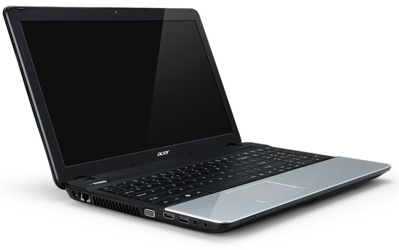 Acer Aspire E1530 Laptop Intel Pentium Dual Core 2117U 1.8GHz 4GB RAM 500GB HDD 15.6&quot TFT DVDRW Intel HD Webcam Windows 8 64bit
