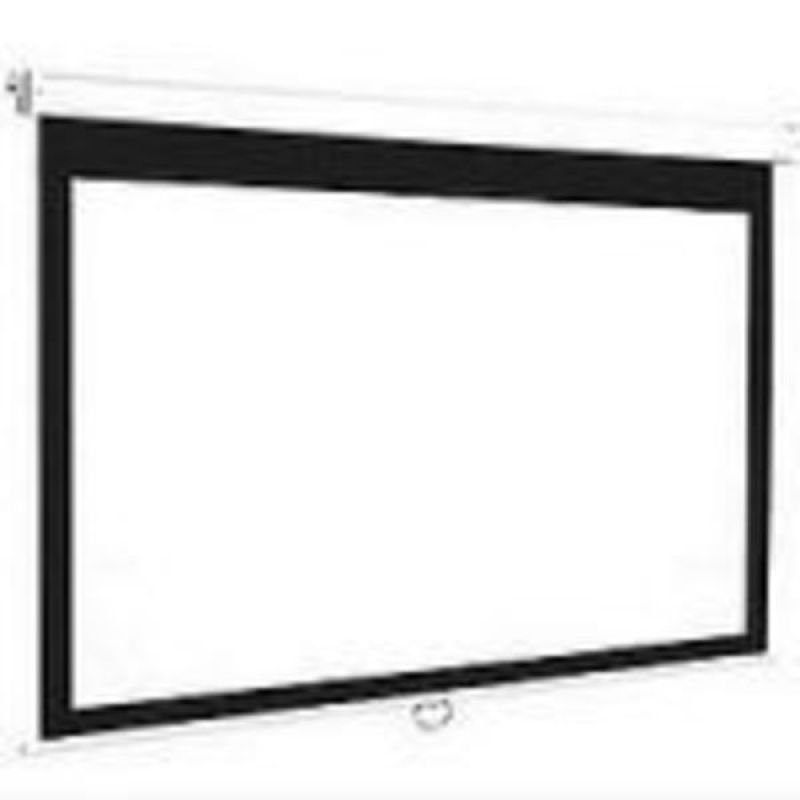Image of Euroscreen Connect Electric Projector Screen VA 230 x 172.5cm