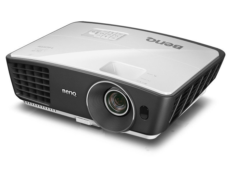 Image of BenQ W750 2500 Lumens 720p Resolution DLP Technology Meeting Room Projector