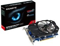 Gigabyte R7 240 Overclocked 2GB DDR3 VGA DVI HDMI PCI-E Graphics Card