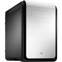 Aerocool Dead Silence Black/White Gaming Cube Case 0.8mm MATX 2 x USB3
