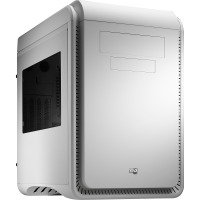 Aerocool Dead Silence White Gaming Cube Case 0.8mm M-ATX 2 x USB3 Side Window
