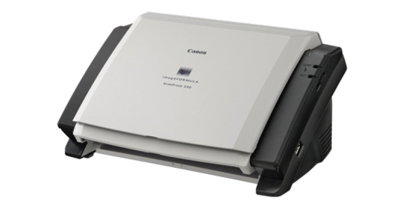 Canon Scanfront 330 Document Scanner