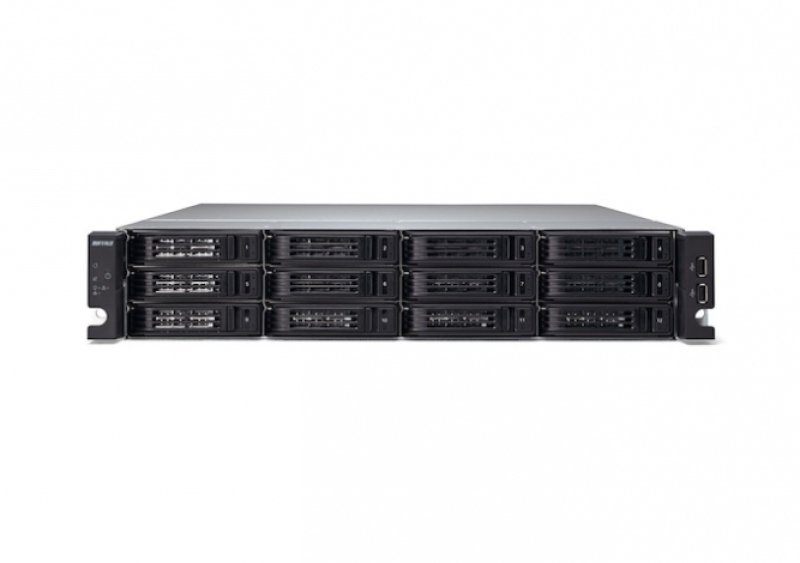 Buffalo TeraStation 7120R 48TB (12 x 4TB) 12 Bay 2U Rack NAS