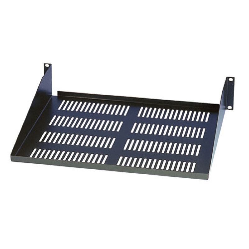 Smart Rack Enclosure Cantilever Fixed Shelf 60lb Capacity 2URM