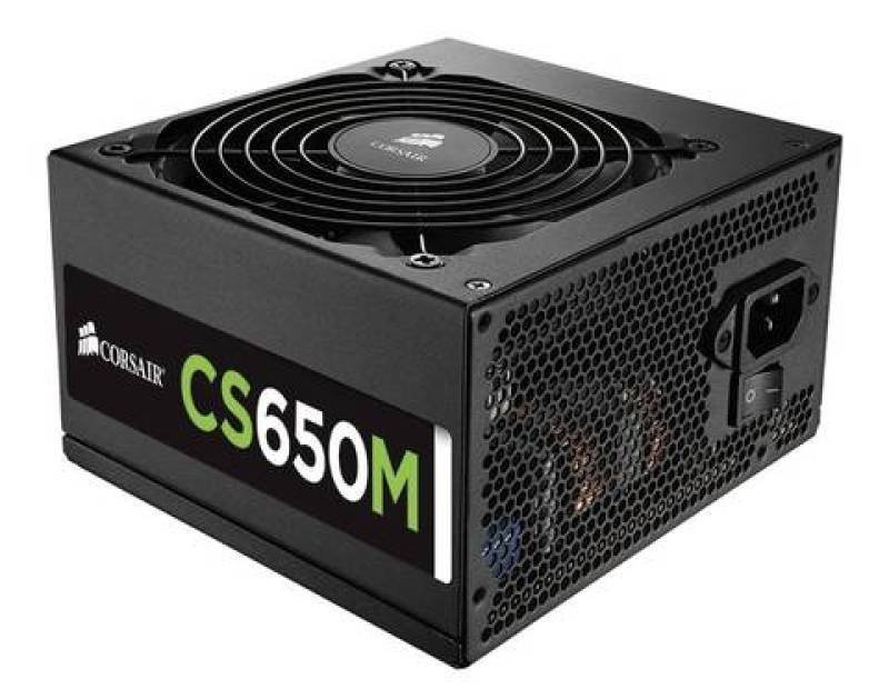 Corsair CSM 650W Semi Modular 80+ Gold Power Supply