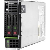 HP ProLiant BL460c Gen8 E5-2640v2 1P 32GB-R P220i/512 FBWC Server
