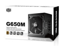 Coolermaster GM-Series 650W Semi Modular 80+ Bronze Power Supply