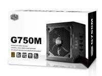 Coolermaster GM-Series 750W Semi Modular 80+ Bronze Power Supply