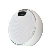 Microlab speaker bluetooth rechargeable battery 4W RMS White