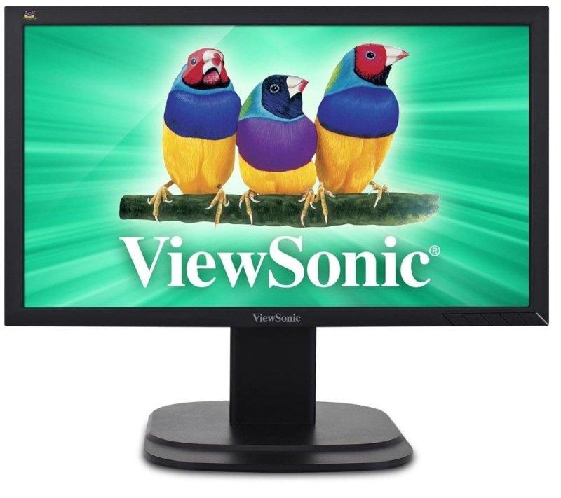 Viewsonic 20in Vg2039mled 5ms Fhd  Vga Dvi Usb 1920x1080 In