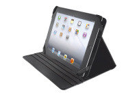 "Verso Universal Folio Black Stand - 10"" Tablets"