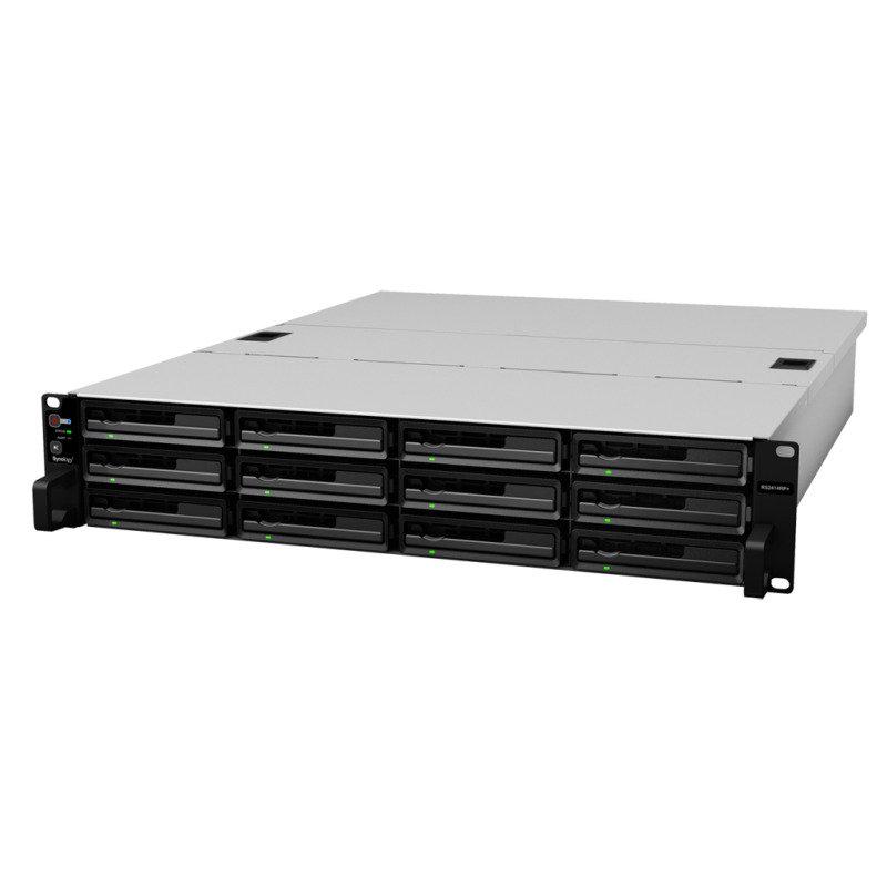Synology RS2414RP+ 24TB (12 x 2TB WD SE) 12 Bay 2U Rackmount NAS