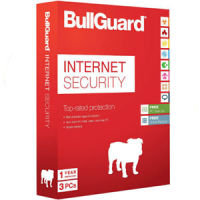 Bullguard Internet Security V14.0 1 Year 3 Users Mini-tuckin