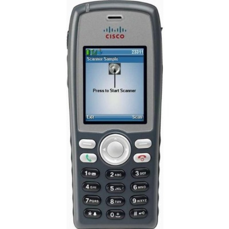 Image of Cisco Unified Wireless IP Phone 7926G
