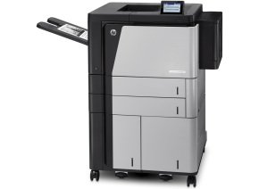 HP LaserJet M806X+ PRINTER