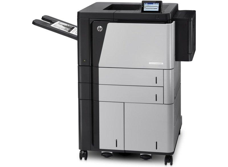 HP LaserJet Enterprise M806x+ Monochrome Laser Printer