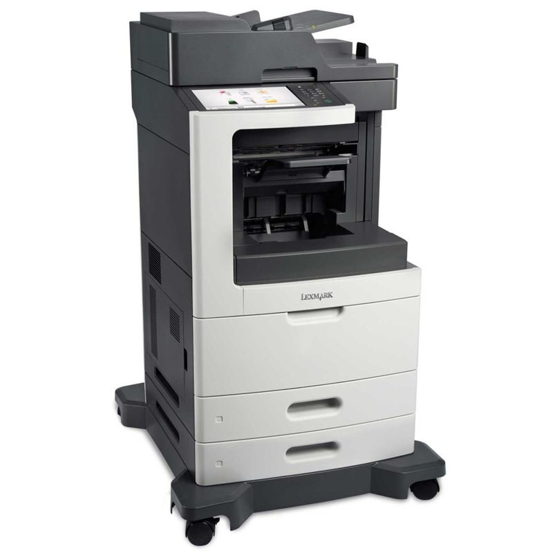 Lexmark Mx812dfe A4 Multifunction laser Printer