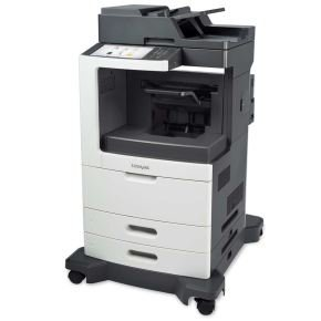Lexmark Mx812dme A4 Multifunction Mono Laser Printer
