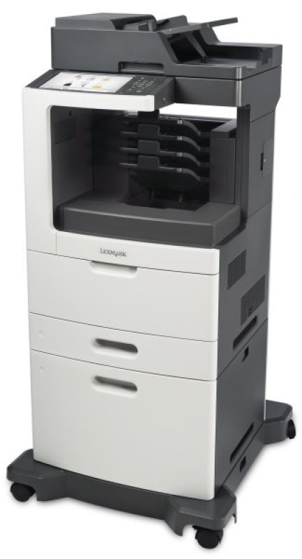 Lexmark MX810dxfe A4 Mono Laser Multifunction Printer