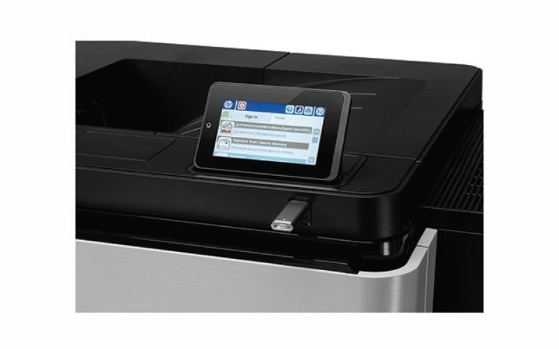 HP M806DN A3 PRINTER